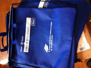 The Promo Bags We're Giving Away!