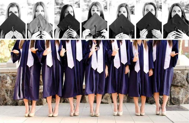 10 Photos You MUST Take On Graduation Day YourSash Blog